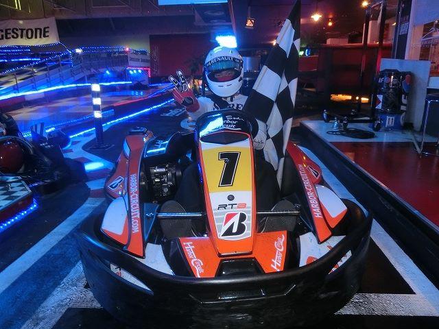 SWSハーバースプリントカップのレース風景