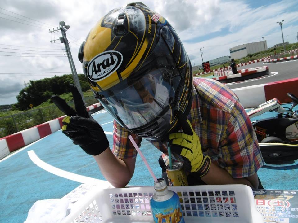木更津サーキットのいちにいさん杯のレース中のミッション
