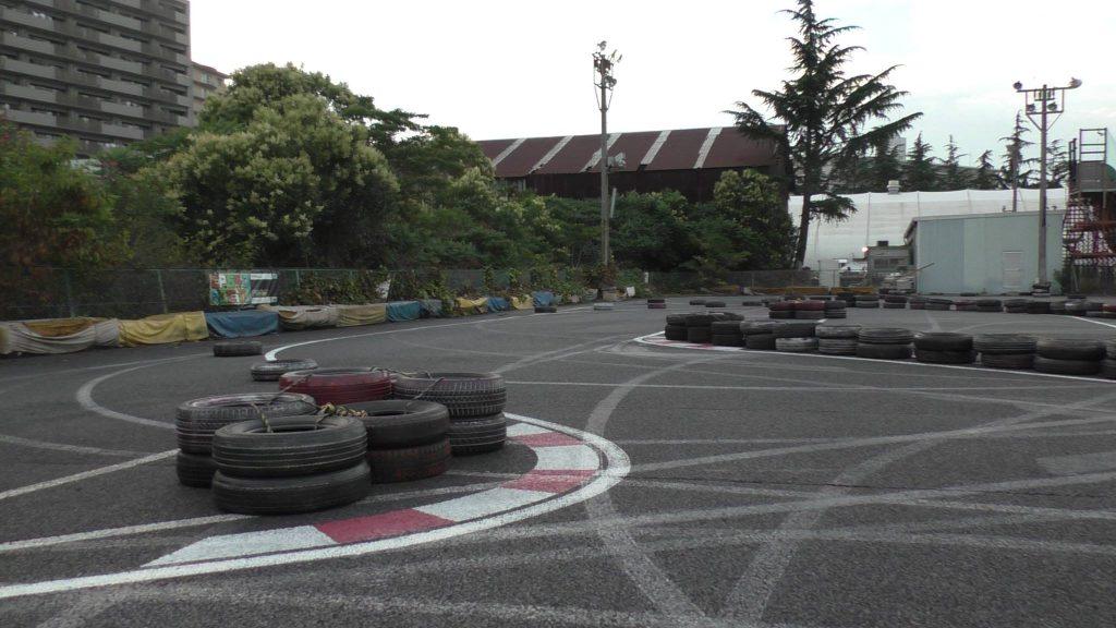 シティカートの5コーナーから6コーナーへの写真