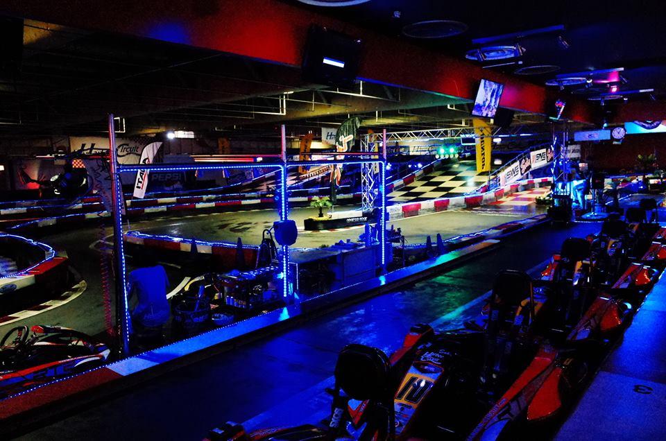 ハーバーサーキットの風景