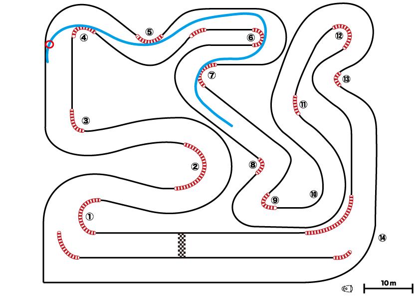 シティカート4-7コーナー