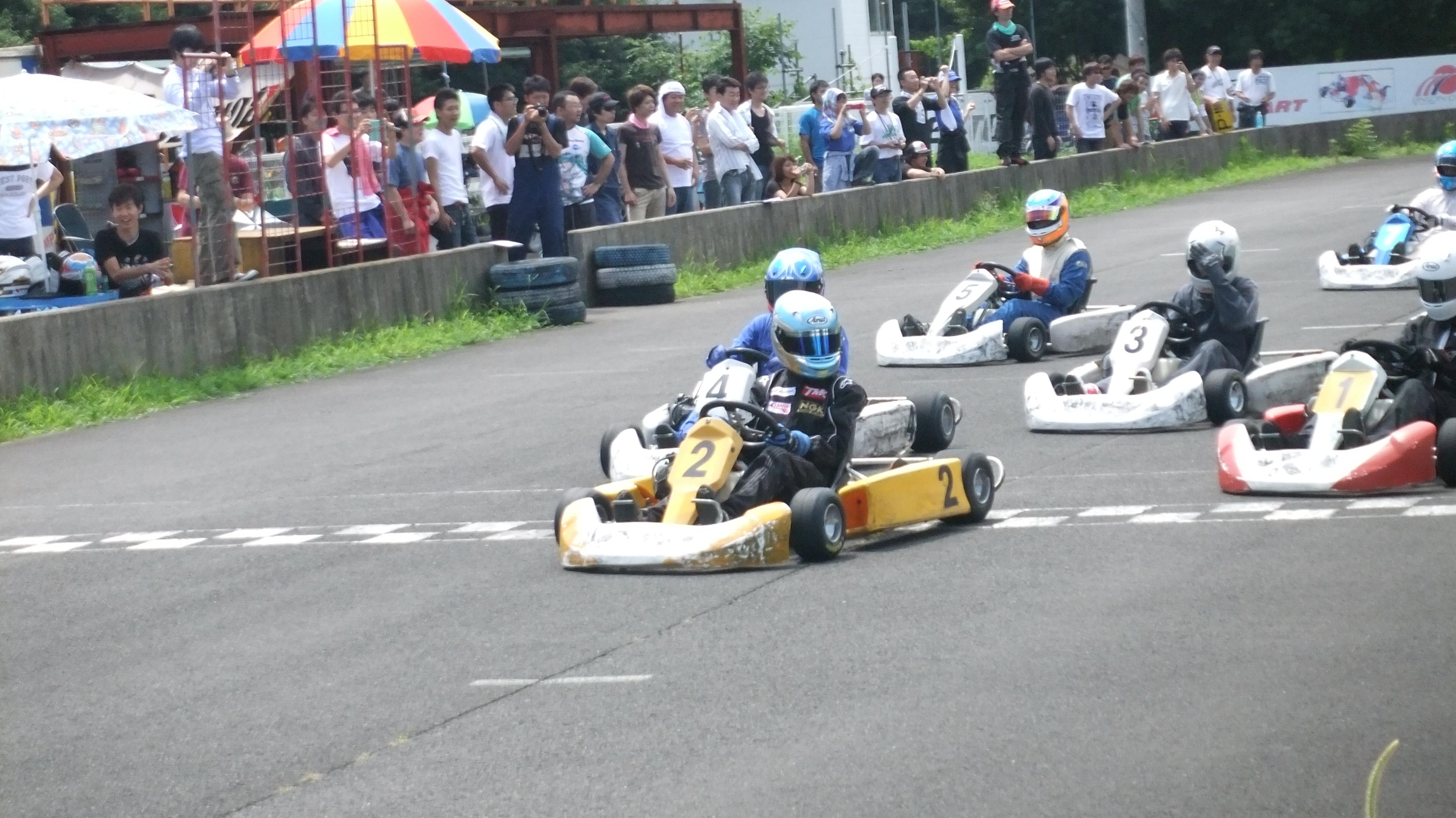 耐久レース1
