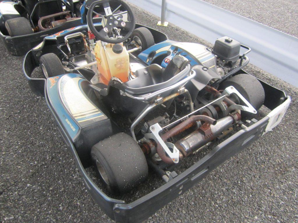 レースで使用するSodi GT-5