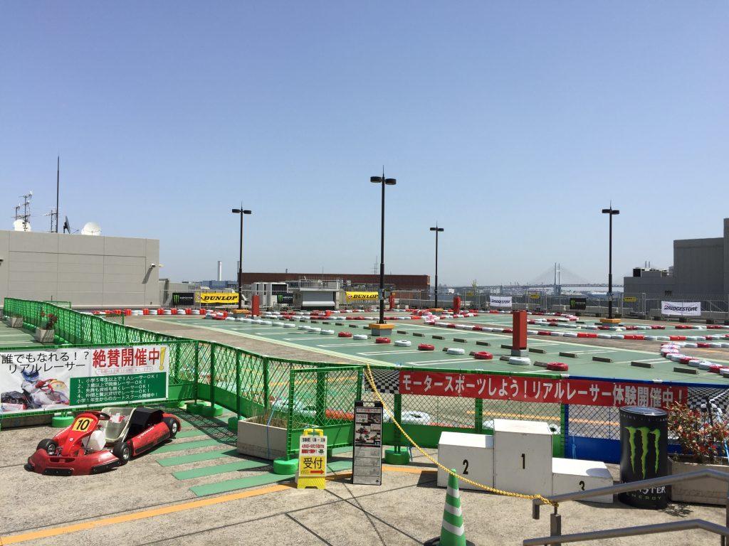 サーキットがやってくる!横浜GP