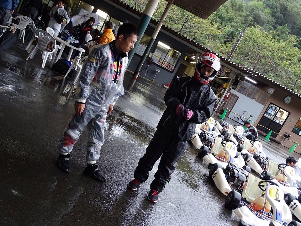 大井松田レンタルフェスタRd.5レース前