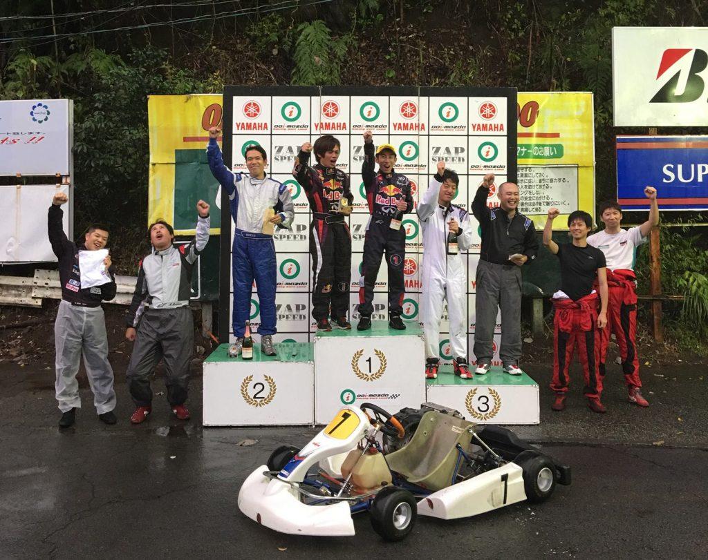 大井松田レンタルフェスタRd.5ファミ耐60表彰式