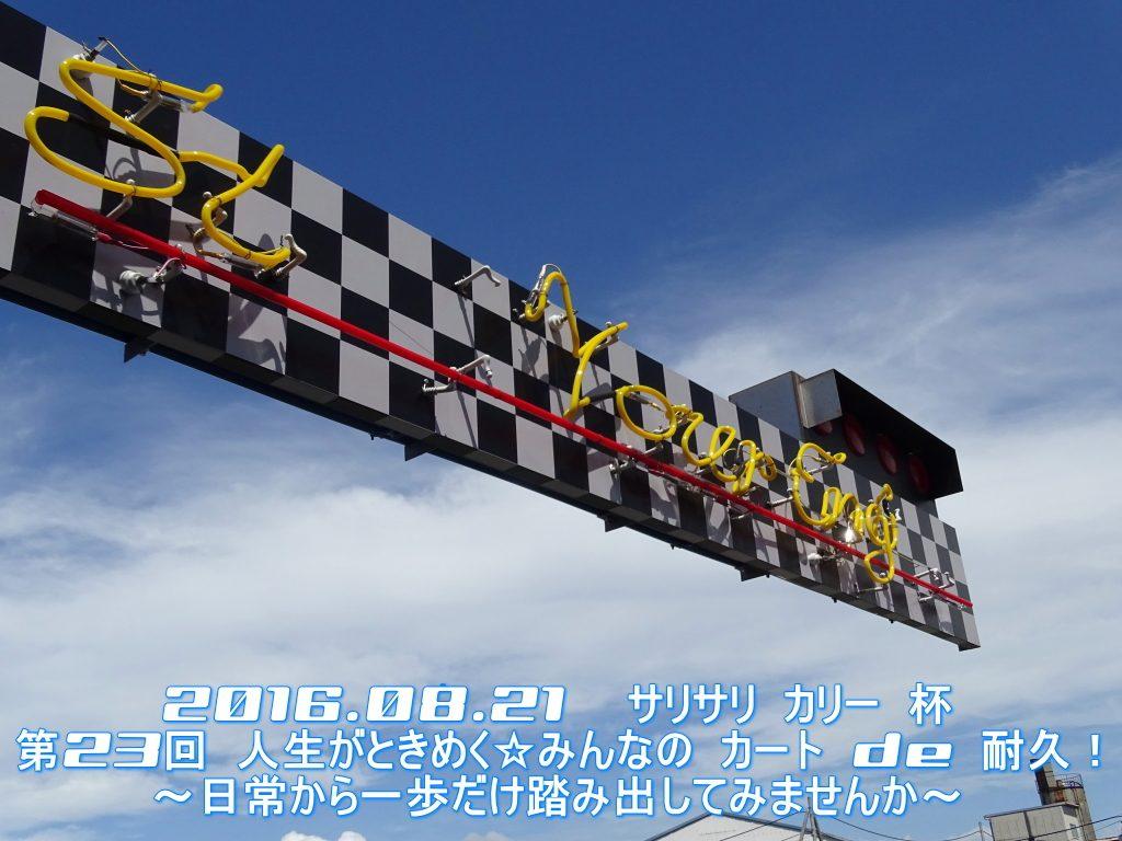 サリサリカリー杯第23回人生がときめく☆みんなのカートde耐久!