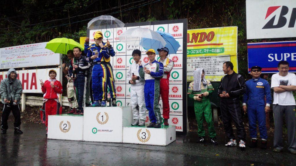 大井松田レンタルフェスタRd.5、2耐表彰式