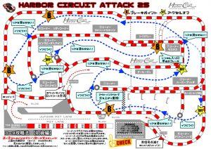 ハーバーサーキットコース攻略法・初級編