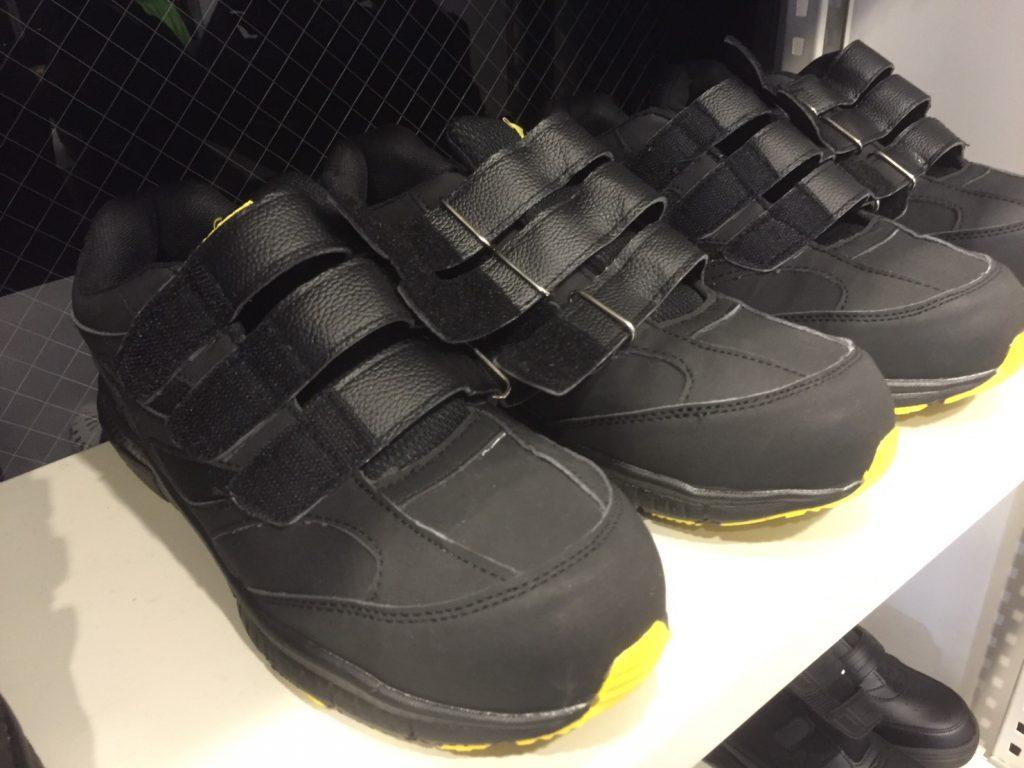 サカスサーキットの貸出用の靴