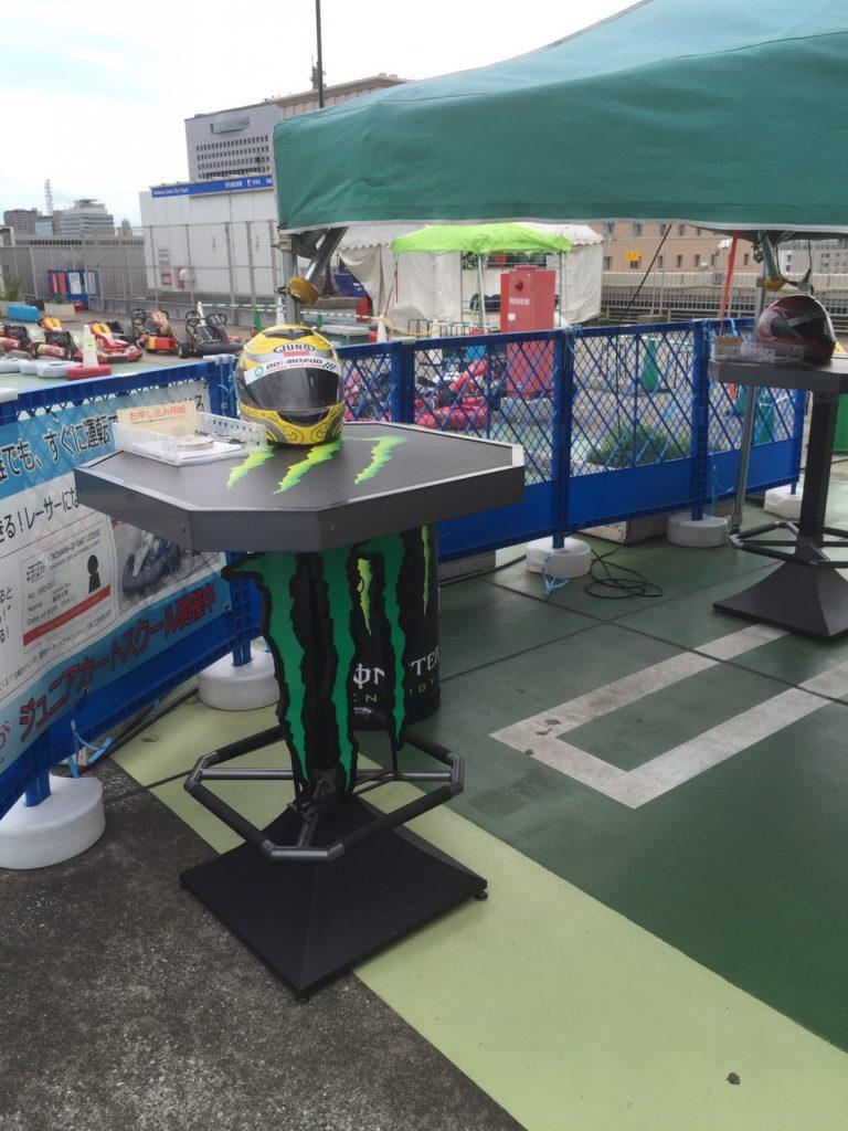 サーキットがやってくる!横浜GPの受付