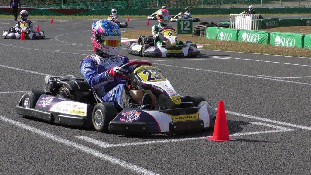 金曜日入りで仙台を堪能、4.9kgオーバーでレースに臨む。