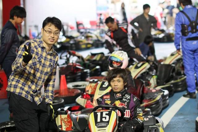 Sodi木更津CUP耐久レース第9戦ののりスイマー