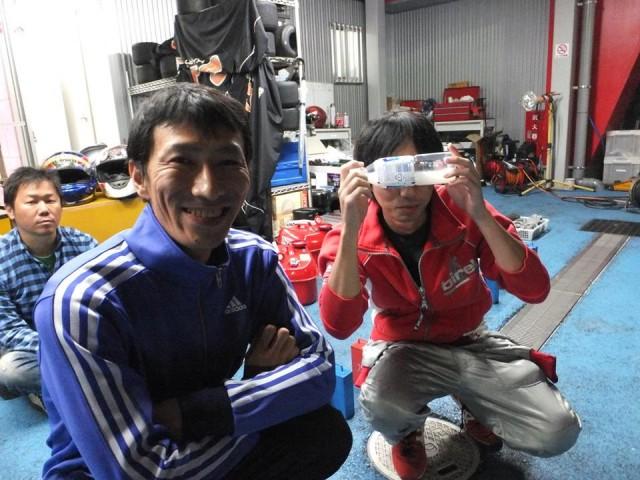 Sodi木更津CUP耐久レース第9戦のドライバーズミーティング前