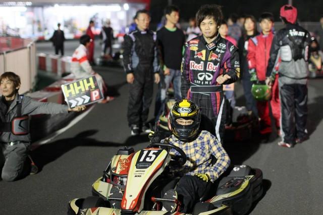 Sodi木更津CUP耐久レース第9戦のチーム記念撮影4
