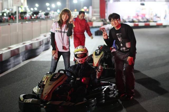 Sodi木更津CUP耐久レース第9戦のチーム記念撮影3
