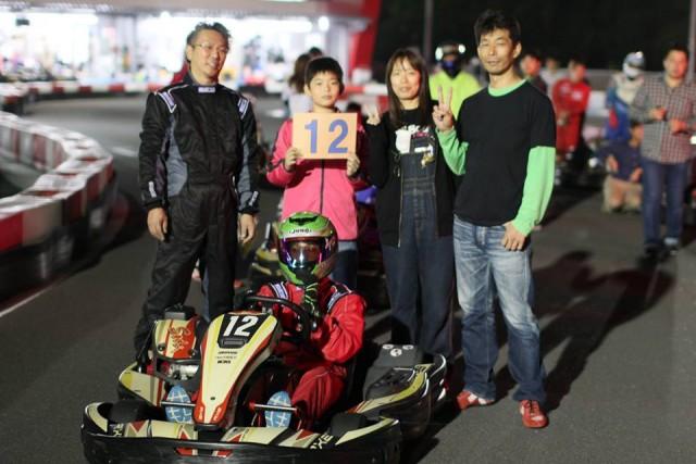 Sodi木更津CUP耐久レース第9戦のチーム記念撮影1