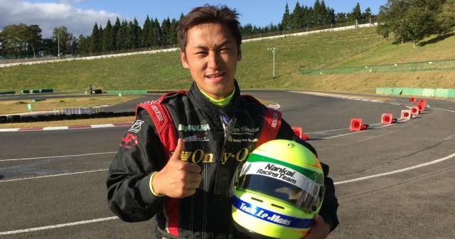 レッドブルカートファイト2016のファイナリスト中村洋司選手