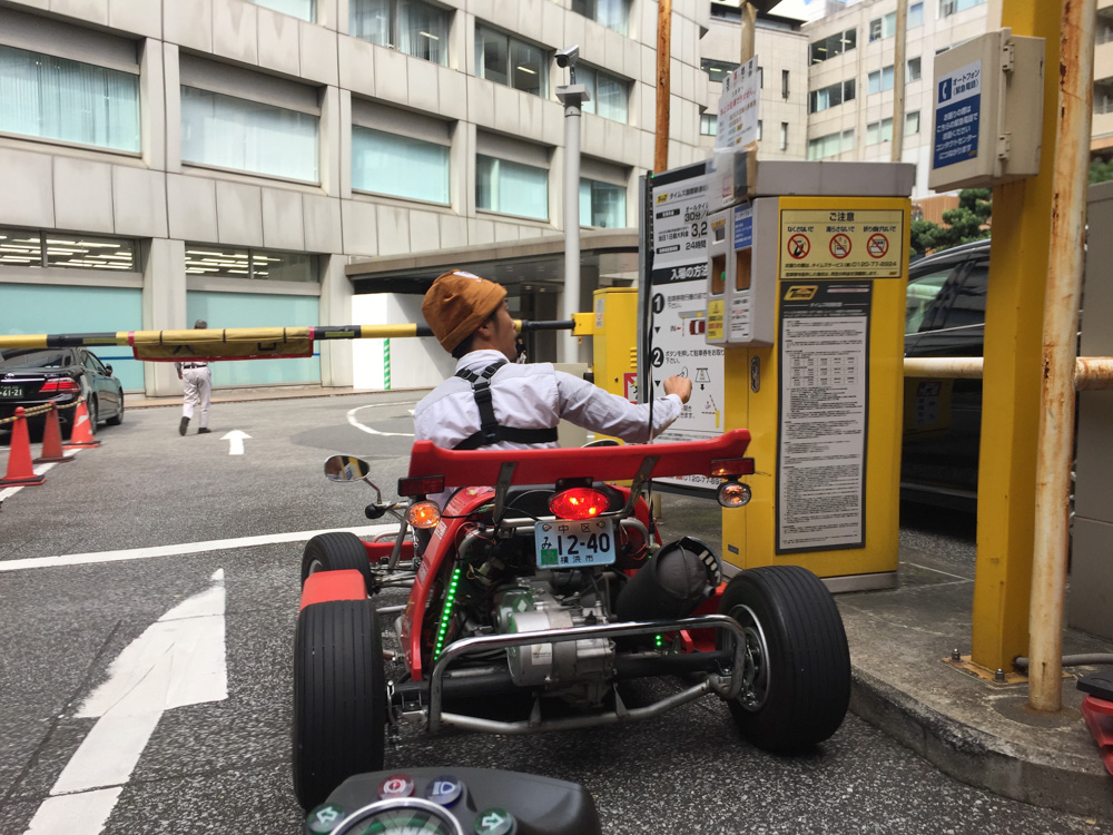 ゴーカート_アキバサカス