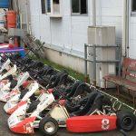 井頭モーターパークの無限プレイングカート