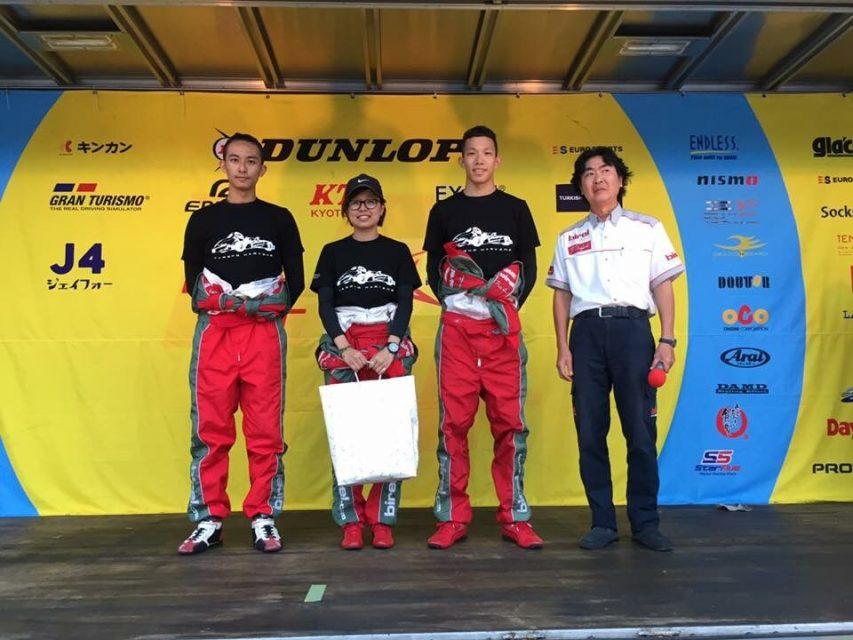 エレガンス賞は台湾から来た「TAROKO RACING TEAM」チーム