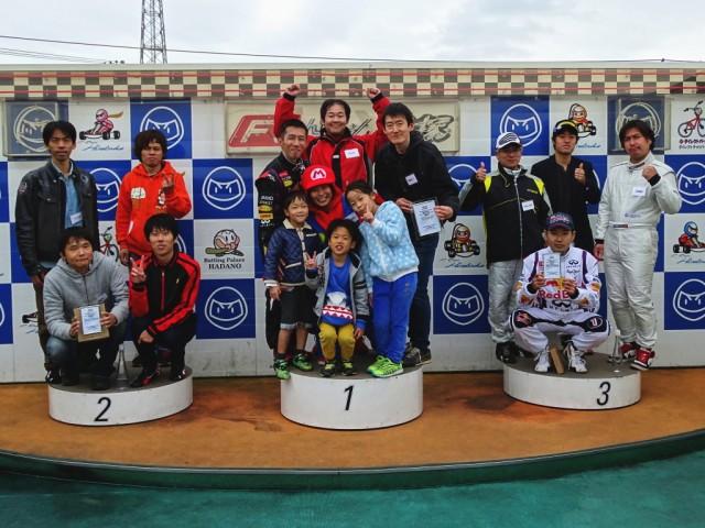 サリサリカリー杯表彰式