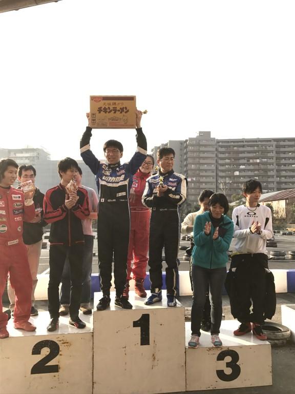 耐久レース表彰