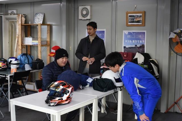 湘南シーサイドGP大磯のリニューアル記念レース