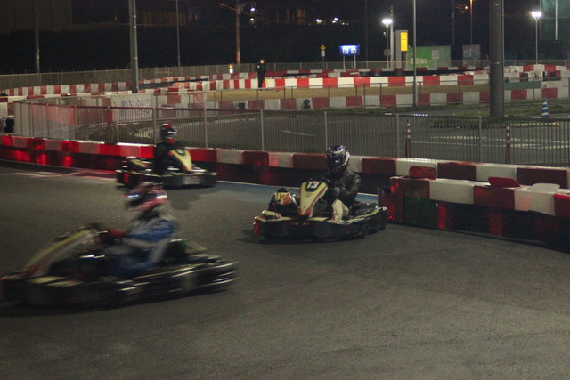 師走レースの予選レース1