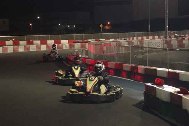 師走レースの予選レース2