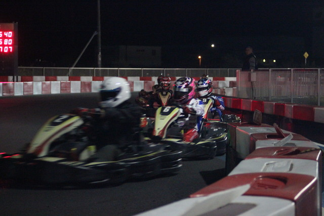 師走レースグループ1決勝1