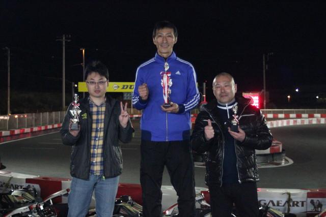師走レースグループ2表彰