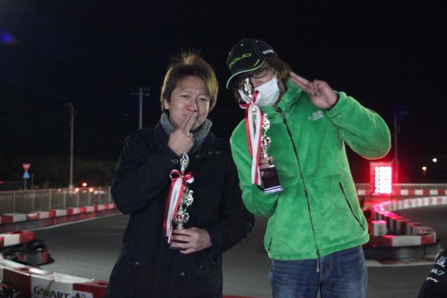 師走レースグループ1表彰