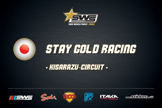 STAY GOLD RACING