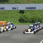 フォーミュランド・ラー飯能でのレース風景