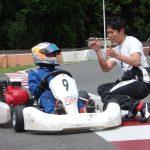 塚越広大レーシングスクール